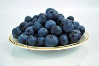 Blueberries are an antioxidant super food that are packed with phytoflavinoids and are high in potassium and Vitamin C.