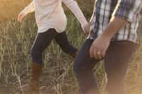 Walking With Your Partner is Nice, But It Can Slow You Down