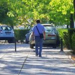 Sneaky exercise: Take a detour while walking to and from your car.